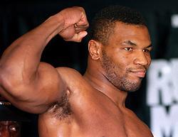 Mike Tyson, 1991