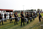 Shadow Drum and Bugle Corps performs at in Oregon, Illinois on August 2, 2017. <br /> <br /> Beth Skogen Photography - www.bethskogen.com