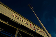 11/7/07 Smith Center, KS.Hubbard Stadium at Smith Center High School...(Chris Machian/Prairie Pixel Group)