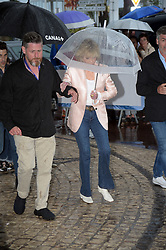 71st Cannes Film Festival 2018, Celebrities sightseen on the Croisette. Pictured: Jane Fonda
