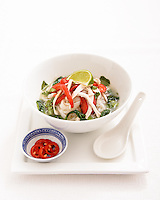 Plain,simple,bright and fresh just like the flavour of this colourful dish.