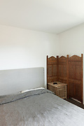 Architecture, nice apartment furnished, comfortable bedroom