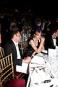 EDIE CAMPBELL, The Goodwood Ball. In aid of Gt. Ormond St. hospital. Goodwood House. 27 July 2011. <br /> <br />  , -DO NOT ARCHIVE-© Copyright Photograph by Dafydd Jones. 248 Clapham Rd. London SW9 0PZ. Tel 0207 820 0771. www.dafjones.com.