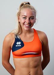 Esmee Priem during the BTN photoshoot on 3 september 2020 in Den Haag.