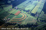 Southcentral Pennsylvania, Aerial Photographs, Farmlands, Cultivation and Contour Farming, York Co., PA