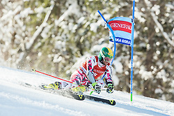 Philipp Schoerghofer (AUT) competes during 9th Men's Giant Slalom race of FIS Alpine Ski World Cup 55th Vitranc Cup 2016, on March 4, 2016 in Kranjska Gora, Slovenia. Photo by Vid Ponikvar / Sportida