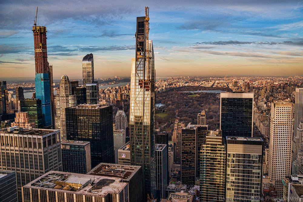 Billionaires' Row & Central Park, Midtown