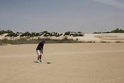 Abu Dhabi, United Arab Emirates (UAE). .March 20th 2009..Al Ghazal Golf Club..36th Abu Dhabi Men's Open Championship..Rob Jennings