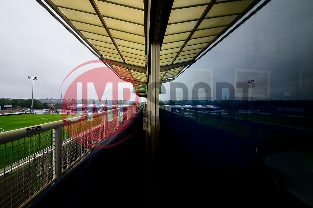A general view of the Memorial stadium - Mandatory by-line: Dougie Allward/JMP - 15/08/2020 - FOOTBALL - Memorial Stadium - Bristol, England - Bristol Rovers v Exeter City - Pre-season friendly