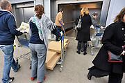 Nederland, Duiven, 3-3-2012Lift naar de parkeergarage van de winkel van Ikea.Foto: Flip Franssen/Hollandse Hoogte