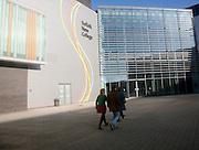 Suffolk New College building, Ipswich, England
