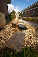 Ray Ridlen Memorial Rock Garden Dedication