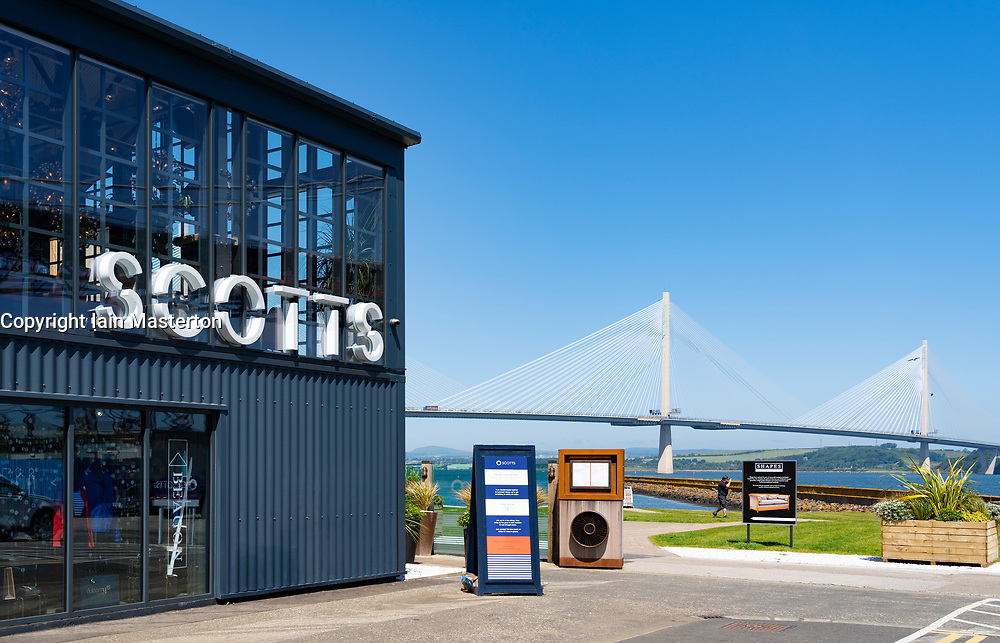 Scotts restaurant and Bar at  Port Edgar marina at South Queensferry, West Lothian, Scotland, UK