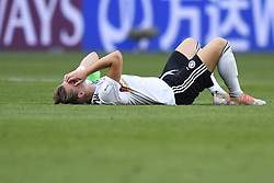 June 29, 2019 - Rennes, France - Alexandra Popp (Vfl Wolfsburg) of Germany after the 2019 FIFA Women's World Cup France Quarter Final match between Germany and Sweden at Roazhon Park on June 29, 2019 in Rennes, France. (Credit Image: © Jose Breton/NurPhoto via ZUMA Press)