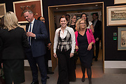 VALENTINA BORGHI; SUSIE MACMILLAN, Preview evening  in support of The Eve Appeal, a charity dedicated to protecting women from gynaecological cancers. Bonhams Knightsbridge, Montpelier St. London. 29 April 2019