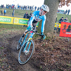 26-01-2020: Wielrennen: Wereldbeker Veldrijden: Hoogerheide<br />Matthew Leliveld