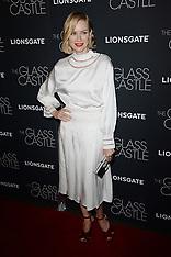NY: The Glass Castle Premiere - 9 Aug 2017