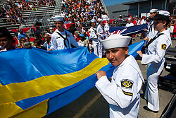 4th of July, 2013, Openings ceremony of the 34th America's Cup.