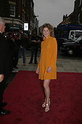ROSAMUND PIKE, Young Vic fundraising Gala after performance of Vernon God Little. The cut. London. 10 May 2007.  -DO NOT ARCHIVE-© Copyright Photograph by Dafydd Jones. 248 Clapham Rd. London SW9 0PZ. Tel 0207 820 0771. www.dafjones.com.
