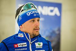 Miha Simenc during the training before start of olympic season 2021/2022, on 09.06.2021 in Nordic ski center Planica, Slovenia. Photo by Urban Meglič / Sportida