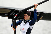 Caversham, Great Britain, Mathilde PAULS, GB Rowing media day at the Redgrave Pinsent Rowing Lake. GB Rowing Training centre. Tue. 29.04.2008  [Mandatory Credit. Peter Spurrier/Intersport Images] Rowing course: GB Rowing Training Complex, Redgrave Pinsent Lake, Caversham, Reading