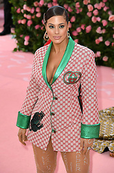 """Ashley Graham at the 2019 Costume Institute Benefit Gala celebrating the opening of """"Camp: Notes on Fashion"""".<br />(The Metropolitan Museum of Art, NYC)"""