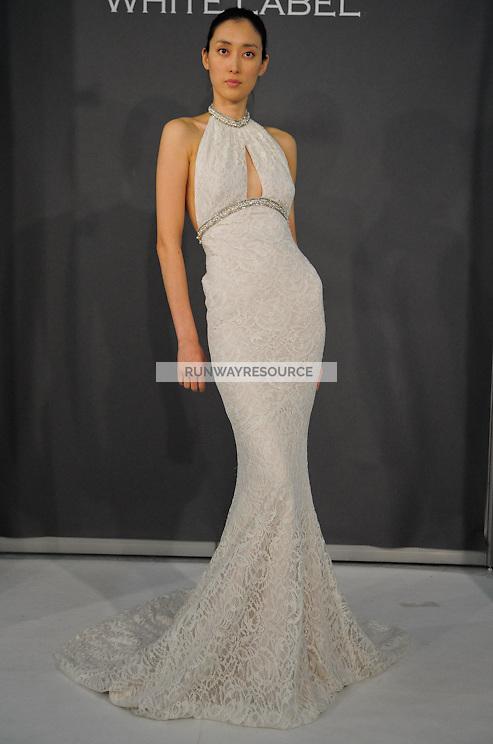 Kevan Hall White Label New York Bridal Spring 2012