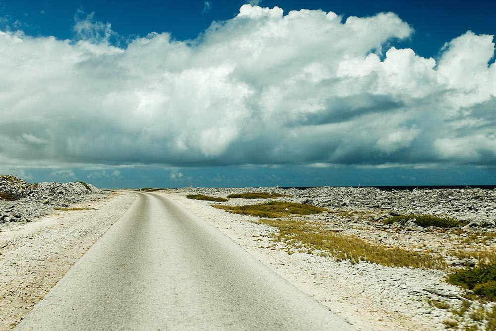Southeastern Coast of Bonaire in April, 2011.