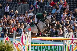 Sweetnam Shane, IRL, Alejandro<br /> European Championship Jumping<br /> Rotterdam 2019<br /> © Dirk Caremans<br /> Sweetnam Shane, IRL, Alejandro
