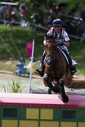 King Mary (GBR) - Imperial Cavalier<br />  Olympic Games London 2012<br /> © Dirk Caremans