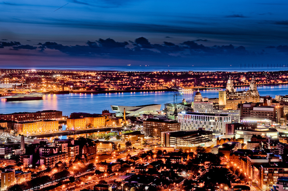Taken from on top of the Anglican Cathedral.