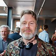 NLD/Amsterdam/20180425 - Boekpresentatie Erik de Zwart - 40 jaar Topjaren, Wessel van Diepen