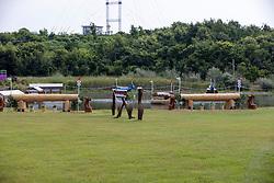 Fence 5<br /> Olympic Games Tokyo 2021<br /> © Hippo Foto - Dirk Caremans<br /> 28/07/2021