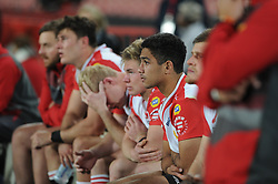 South Africa - Johannesburg, Emirates Airlines Park. 24/08/18  Currie Cup. Lions vs Griquas. The Lions bench.<br /> 2nd half.  Picture: Karen Sandison/African News Agency(ANA)