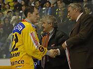 Der Berner Ivo Ruethemann empfaengt die Silbermedaille © Pascal Gabriel