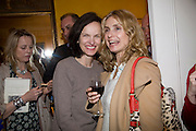 BETTINA VON HASE; MARYAM D'ABO, Book launch for American's in Paris by Charles Glass hosted by Lady Annabel Lindsay. Holland Park. London. 25 March 2009 *** Local Caption *** -DO NOT ARCHIVE-© Copyright Photograph by Dafydd Jones. 248 Clapham Rd. London SW9 0PZ. Tel 0207 820 0771. www.dafjones.com.<br /> BETTINA VON HASE; MARYAM D'ABO, Book launch for American's in Paris by Charles Glass hosted by Lady Annabel Lindsay. Holland Park. London. 25 March 2009
