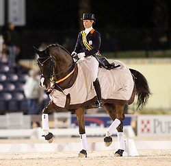 Van Grunsven Anky (NED) - IPS Salinero<br /> Exquis World Dressage Masters - Wellington 2010<br /> © Hippo Foto - Cealy Tetly