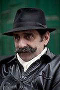 Buenos Aires, Argentina...Retrato de um tipico cidadao argentino...A typical argentine man...Foto: JOAO MARCOS ROSA / NITRO