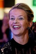 DELFT 19-4-2017 - Princess Beatrix and Princess Mabel is Wednesday, April 19th, 2017 at the presentation of the third Prince Friso Engineering Prize. The presentation will take place at TU Delft which this year celebrates its 175th anniversary. The finalists are: Dr Martin Baptist, senior scientist at Wageningen Marine Research; Dr Rolf Hut, researcher and lecturer at the TU Delft and Dr Rick Scholte, founder and managing director at Sorama B.V. COPYRIGHT ROBIN UTRECHT<br /> <br /> DELFT 19-4-2017 - Prinses Beatrix en Prinses Mabel zijn woensdag 19 april 2017 aanwezig bij de uitreiking van de derde Prins Friso Ingenieursprijs. De uitreiking vindt plaats op de TU Delft die dit jaar haar 175-jarig jubileum viert. De finalisten zijn: dr.ir. Martin Baptist, senior scientist bij Wageningen Marine Research; dr.ir. Rolf Hut, onderzoeker en docent aan de TU Delft en dr.ir. Rick Scholte, founder en managing director bij Sorama B.V. COPYRIGHT ROBIN UTRECHT