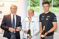 , Kiel - Kieler Woche 18. - 26.06.2016, Dr. Carsten Krage-Carolina Werner-Paul Kohlhoff