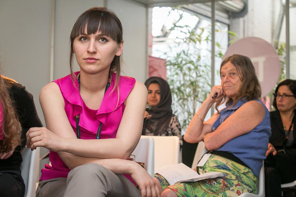 04 June 2015 - Belgium - Brussels - European Development Days - EDD - Gender - Empowering women in Central Asia - Stories from the field © European Union