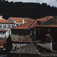 The small village of Lazarim