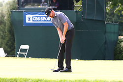 August 26, 2018 - Paramus, NJ, U.S. - PARAMUS, NJ - AUGUST 26:  Jimmy Walker of the United States on the 16th green during the final round of The Northern Trust on August 26, 2018 at the Ridgewood Championship Course in Ridgewood, New Jersey. (Photo by Rich Graessle/Icon Sportswire) (Credit Image: © Rich Graessle/Icon SMI via ZUMA Press)
