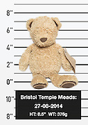 The real Paddington Bears: Train company launch appeal to reunite teddies left on carriages and platforms with their owners <br /> <br /> These adorable mug shots show the lost teddy bears left on carriages and platforms that one train company are hoping to reunite with their owners.<br /> <br /> First Great Western has launched the appeal in time for Christmas and allows people to look through a series of images to see if their toys have been found.<br /> <br /> The firm are using mug shot type pictures, which show the cuddly bears and detail their height, weight, the date where they were found and at which station.<br /> <br /> Their website enables people to submit a search for a teddy, even if they are unable to remember exactly where it was lost.<br /> <br /> The vast array of bears and dolls are now being stored in lost property offices across the south of England, with the bulk being held in a vault at Bristol Temple Meads station.<br /> <br /> First Great Western, which covers the Thames Valley, Hampshire, Dorset, Sussex, Devon and Cornwall, is hoping to repatriate all the bears before Christmas.<br /> <br /> It is thought the campaign has been inspired by release of the new Paddington Bear film later this month.<br /> <br /> The movie, based on a series of books, tells the story of of a Peruvian bear, with a love of marmalade sandwiches, who is sent to England by his Aunt Lucy when she goes to live in a home for retired bears in Lima.<br /> <br /> He is discovered by the Brown family at Paddington station and is taken in to live with them.<br /> <br /> A spokesperson for the train company said: 'Unable to negotiate the gap unaided, these little bears and other cute cuddly toys have been separated from their families.<br /> <br /> 'Eventually, aided by our helpful and friendly staff, they have found their way to Lost Property in the vaults of Bristol Temple Meads Station.<br /> <br /> 'They have been fed, looked after and many adventures have been had. But now they are missing loved ones and want to return home.'<br /> ©Exclusivepix