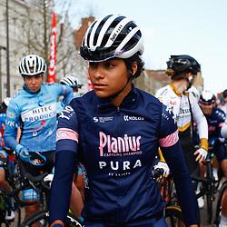 25-03-2021: Wielrennen: Classic Brugge - De Panne Women: De Panne<br /> Ceylin del Carmen Alvarado