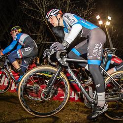2019-12-29: Cycling: Superprestige: Diegem:; Hendrik Lunder Aalrust (NOR)