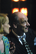 Grid Iron Theatre Company performing 'Variety' by Douglas Maxwell, which runs from 12th-17th August at the King's Theatre as part of the Edinburgh International Festival. Picture shows a scene featuring Edwards Todd (played by Peter Kelly) and Betty Kemble (Anne Marie Timoney)........