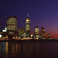 Sunset World Financial Center Manhattan NY