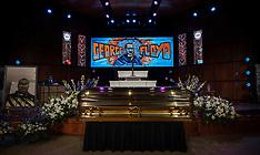George Floyd Memorial Service - Minneapolis 5 June 2020
