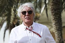"April 8, 2018 - Sakhir, Bahrain - Motorsports: FIA Formula One World Championship 2018, Grand Prix of Bahrain,  Bernard Charles ""Bernie"" Ecclestone  (Credit Image: © Hoch Zwei via ZUMA Wire)"